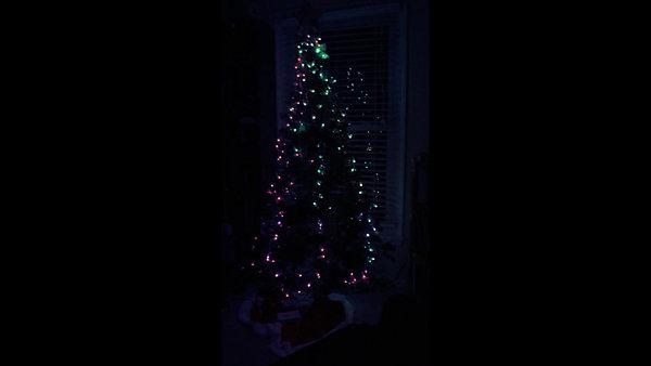 2018 Pixel Tree