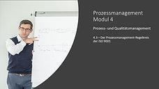 4.3 - Der Prozessmanagement-Regelkreis der ISO 9001