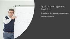 1.3 - QM-Grundsätze