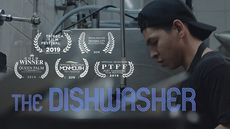 The Dishwasher // OFFICIAL TRAILER