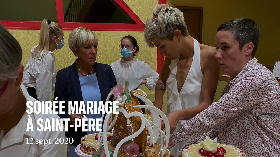 mariage à Saint-Piere