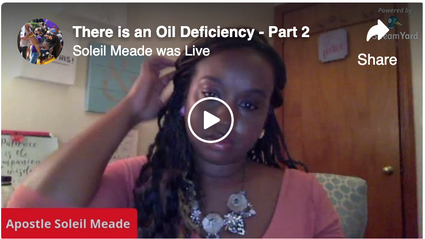 There is an Oil Deficiency - Part 2