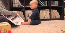 14-month-old Zeke Can Read%21