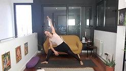 יוגה הריון - שיעור בוקר 5