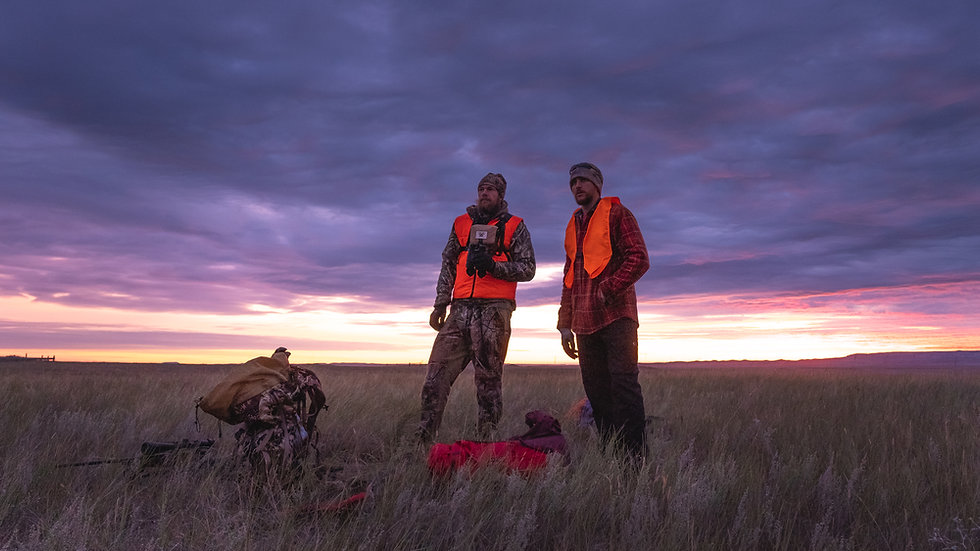 South Dakota Antelope Hunt