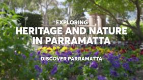 Discover Parramatta - Heritage + Nature