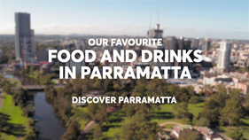 Discover Parramatta - Food & Drinks