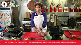 The Cooks Workshop x The Launch Box - Cooking Class Livestreaming