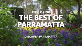 Discover Parramatta - Hero