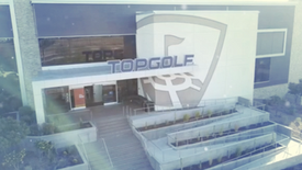Yoga Party Live Christmas Party at Topgolf!