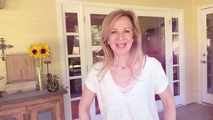 Angie Hall Yoga Testimonial Video