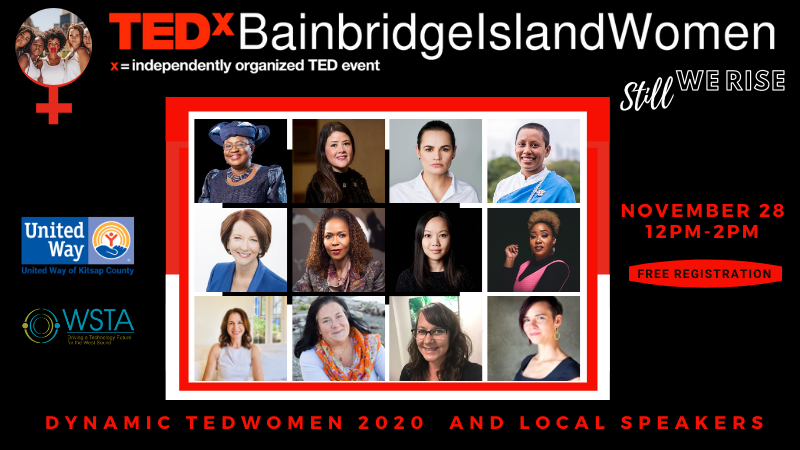 TEDxBainbridgeIslandWomen: Still We Rise