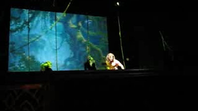 """Son of Man"" - Tarzan Scene on Disney Cruise Line"