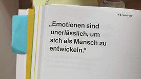 #01 Erste Gedanken zu Emotionen