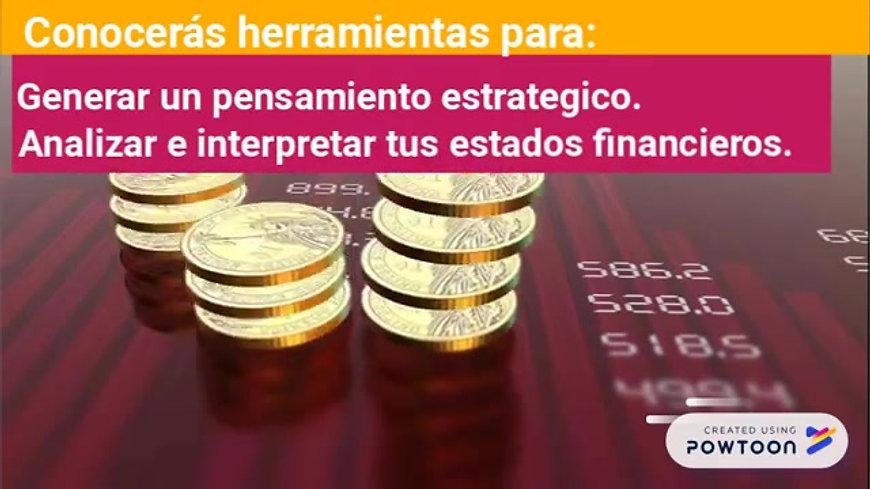 Renta Vídeos de capacitación Finanzas para no Financieros