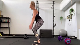 BODY WEIGHT SQUAT VARIATIONS