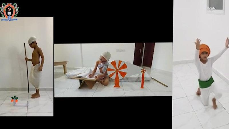 MAHATAMA GANDHI-VIDEO