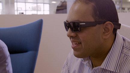 AI - Seeing Eye App Msft BUILD16