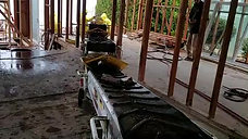 Patio Removal from Cliff Side Beach Home