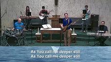 July 25, 2021 Christ Alive Worship Service