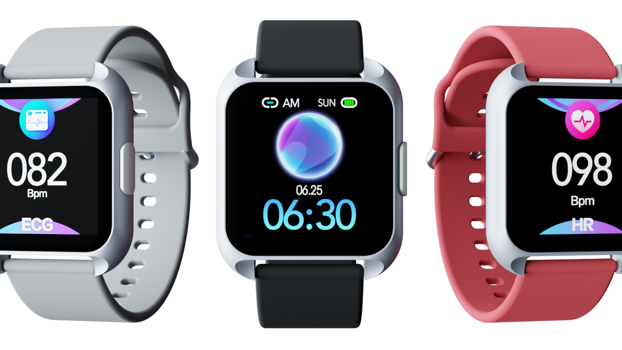 Your Health Assistant- S1 smartwatch