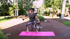 Chair Yoga for Strength & Stretch