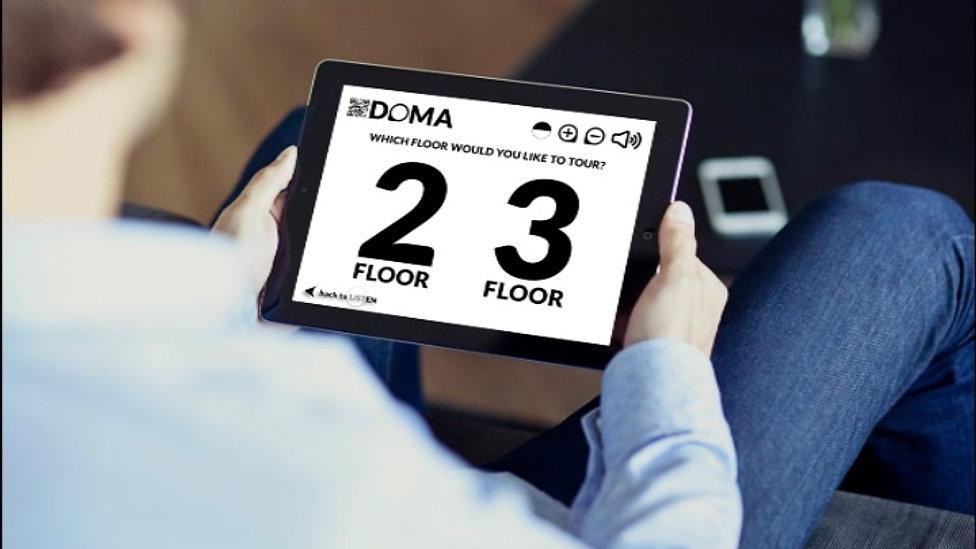 DOMA Label App
