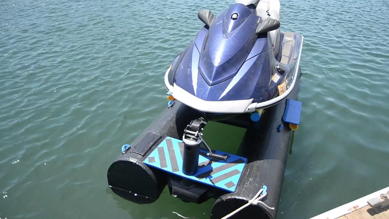 JetSki Float