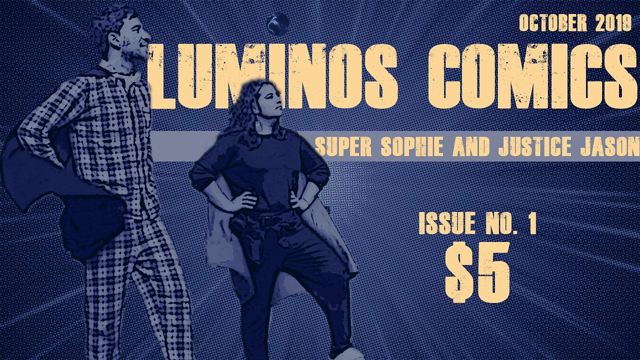 Luminos Comics: Issue No. 1