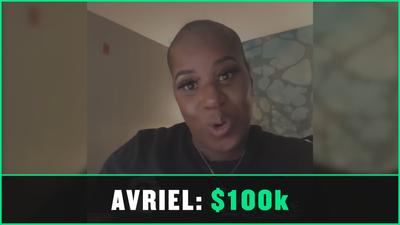 Avriel Testimonial ($100k)