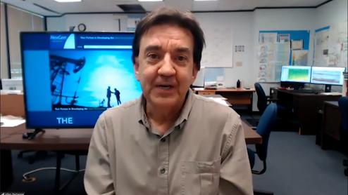 Allen Bertagne discusses The Great Crew Change,  SEG EVOLVE and NexGen Training Partners  (7min. videofrom URTECH 2020)