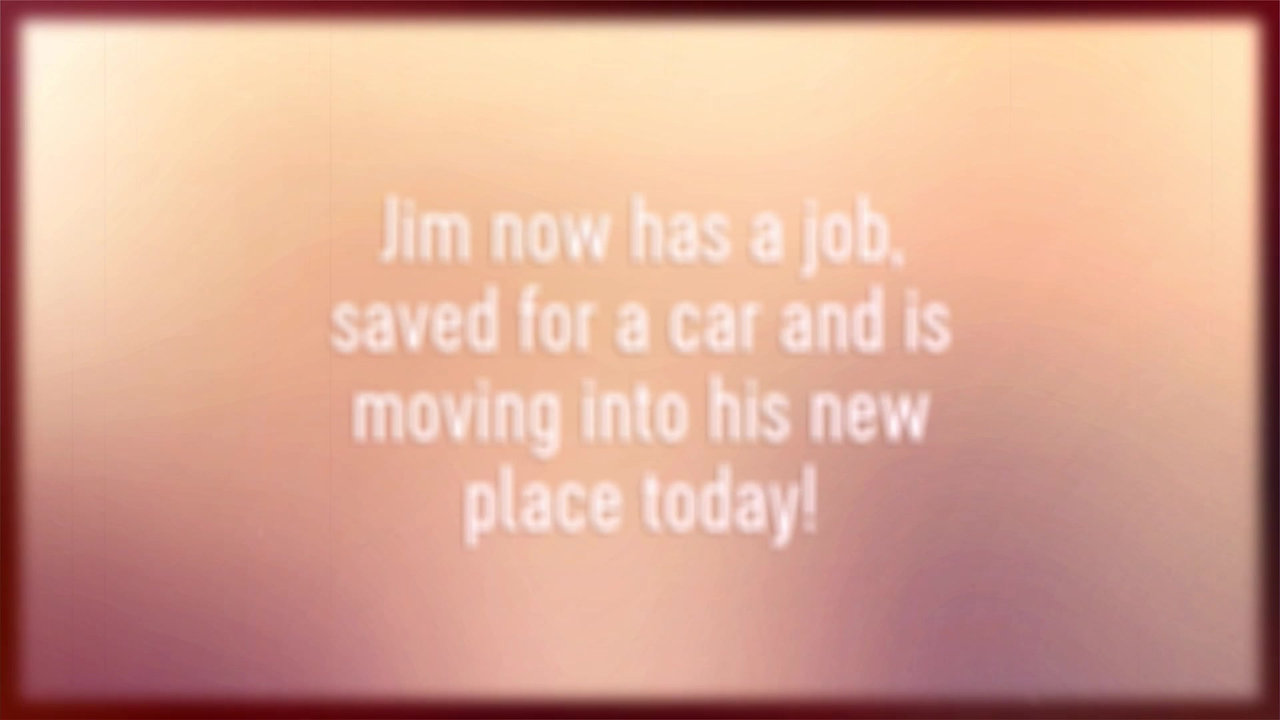 Jim Found Housing!_FULL_HD
