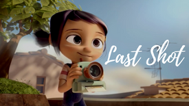 Funny Animated Short Film Last Shot, by Aemilia Widodo