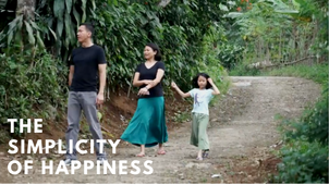 The Simplicity of Happiness, a documentary short film by Erwin Darmali