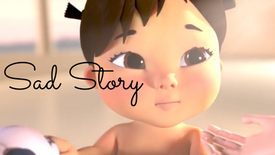 Animated Short Film SAD STORY