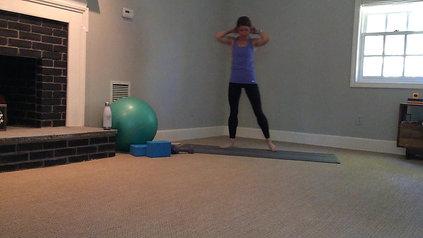 HIIT & Yoga 30 mins Oct 14
