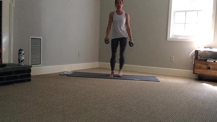 HIIT Yoga Week of 10/5