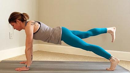 Cross Training with Yoga