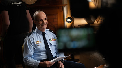 Chief of Air Force Interview - Part 2