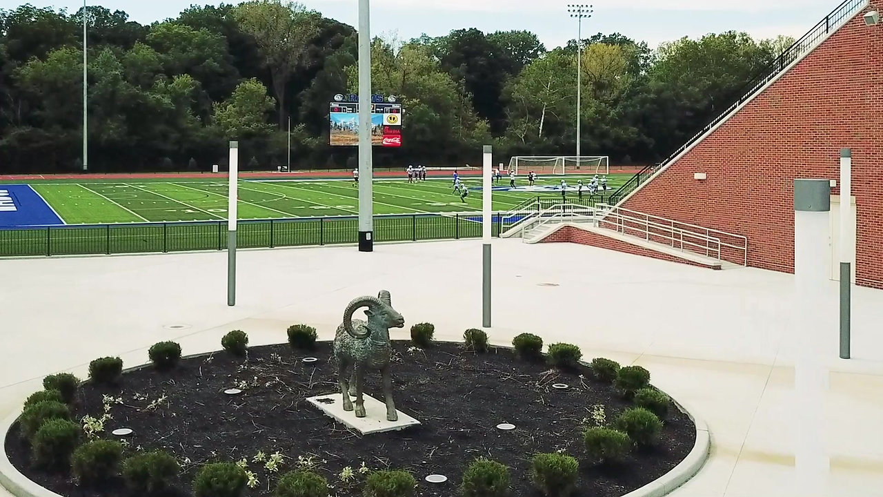 Ladue Ram's Stadium Opener ATG Video 09.09.19
