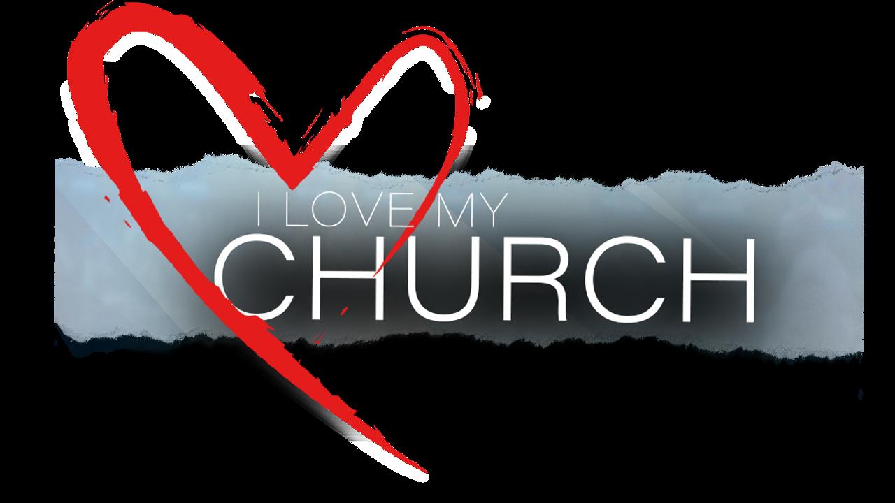 I LOVE MY CHURCH SERIES