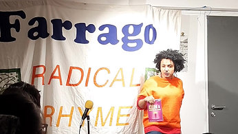Farrago Poetry Slam London Nov 2019