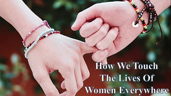 The Many Ways Of How We Touch The Lives Of Women Everywhere fb