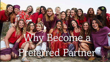 Why Become a Preferred Partner