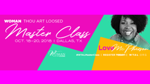 T.D. Jakes Woman Thou Art Loosed Masterclass 2018 Promo
