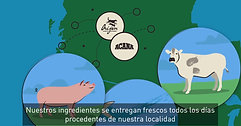 BAFRINO Fresh Regional Ingredients Animated Video - Full Length, Spanish Subtitles