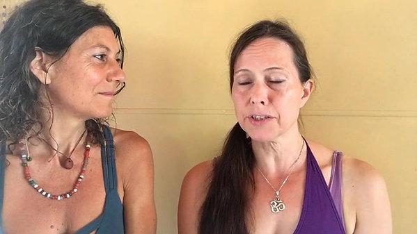 Rosa & Sarah -  Feeling AWESOME after Qigong