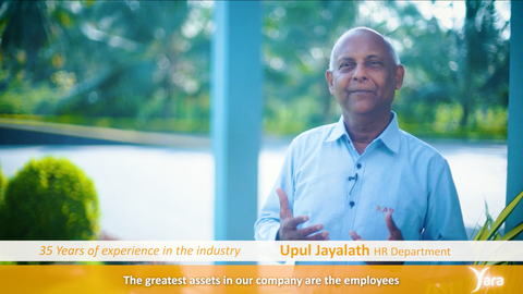 OUR MOST VALUED ASSET IS OUR EMPLOYEES