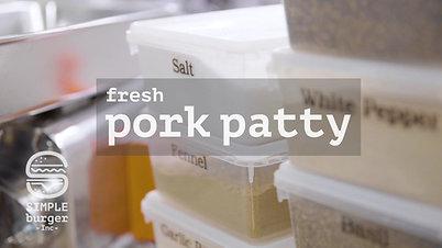 Pork Patty