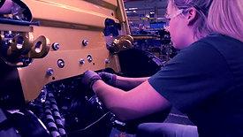 Toyota Material Handling Gold Forklift